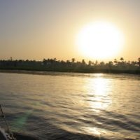 Vue sur le Nil (Crédit : CC-BY plusgood, Flickr.com)
