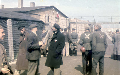 Dachau 1933 (Crédit : Vintage Everyday)