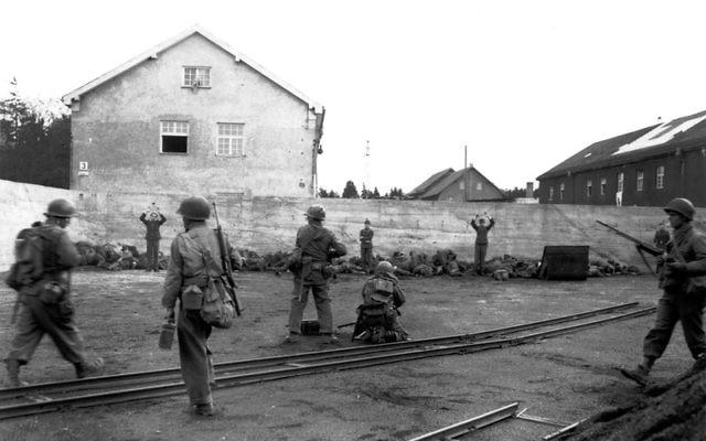 Dachau en 1933 (Crédit: Vintage Everyday)