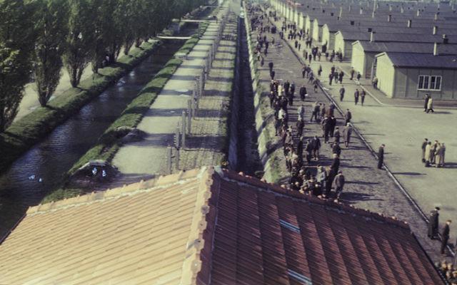 Dachau en 1933 (Crédit : Vintage Everyday)