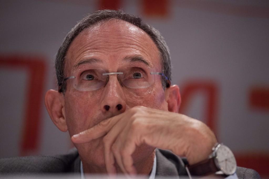 Nachman Shai, député de l'Union sioniste. (Crédit : Flash90)