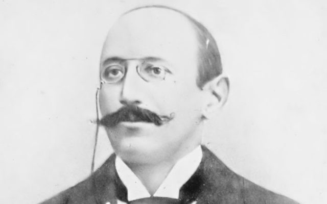 Alfred Dreyfus. (Crédit : Wikimedia Commons)
