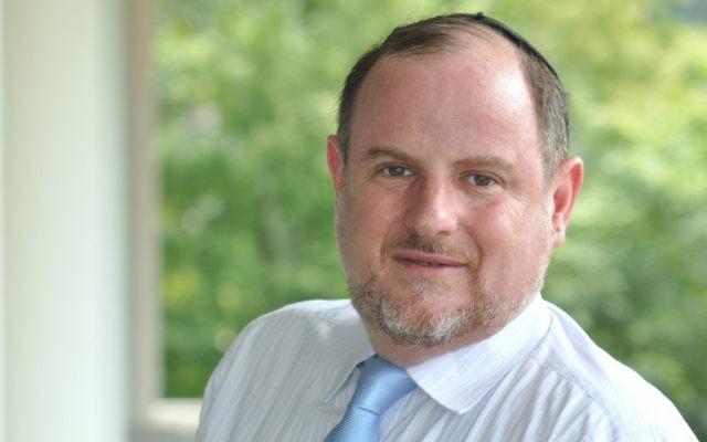 Le rabbin Michael Broyde a vu sa réputation ruinée quand des révélations ont montré qu'il avait utilisé de fausses identités entre autres pour devenir membre d'un groupe rabbinique. (Crédit : autorisation de l'université Emory,via JTA)