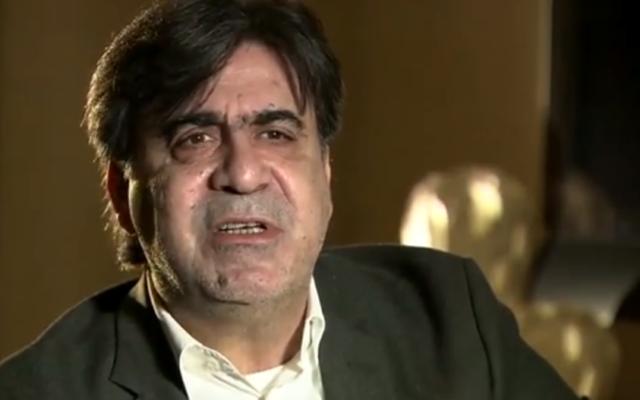 Muhammad Rashid (Crédit : capture d'écran YouTube)