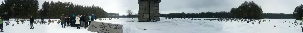 Treblinka (photo credit: courtesy)