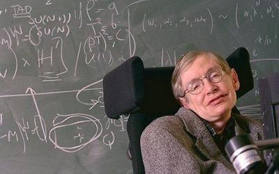 Le célèbre physicien Stephen Hawking (Crédit : CC-BY elhombredenegro/Flickr)