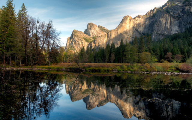 Yosemite National Park. (photo credit: BY-2.0/Flickr/Randy Lemoine Photography)