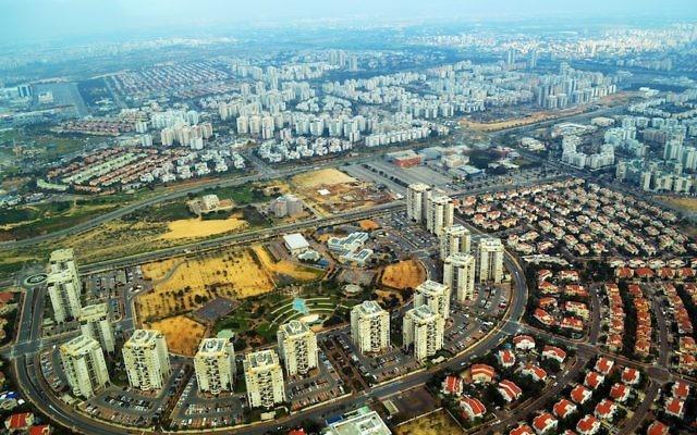 Rishon Lezion (Crédit: Autorisation Amos Maron/WikiAir Israel)