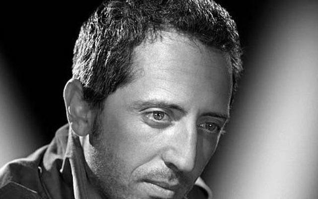 Gad Elmaleh réside désormais aux Etats-Unis (photo credit: Wikimedia Commons CC BY 3.0 Studio Harcourt)