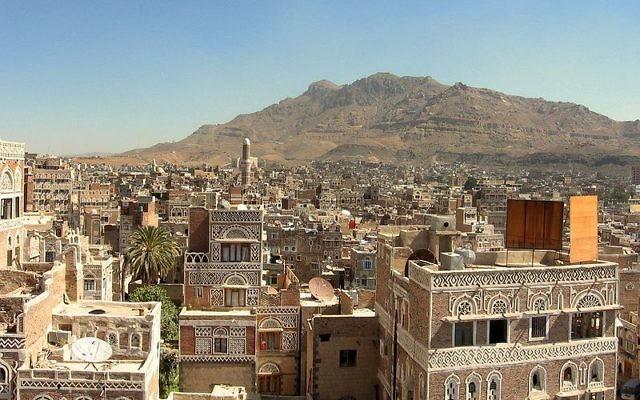 Saana, capitale du Yemen (Crédit : CC BY Ai@ce/Flickr)