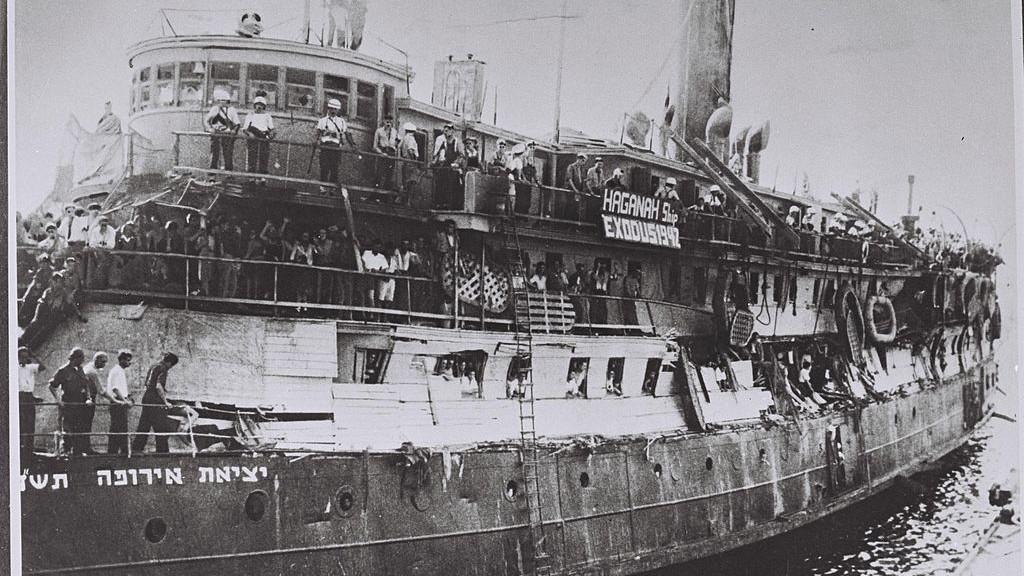 L'Exodus (Crédit : Wikimedia commons)