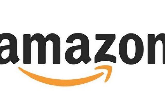 Le logo d'Amazon. Illustration.