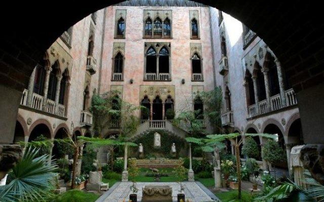 Le musée Isabella Stewart Gardner de Boston (Crédit: Autorisation)