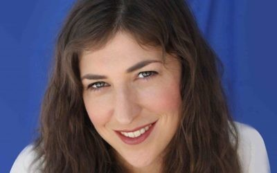 Mayim Bialik.  (Autorisation : Core18)