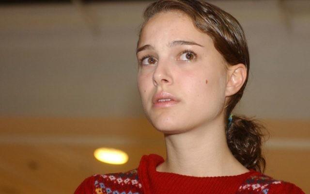 Natalie Portman (Crédit :  Flash 90)