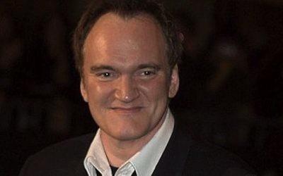 Le réalisateur Quentin Tarantino. (Crédit : Wikimedia)