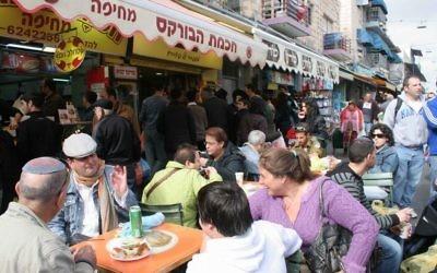 Mahane Yehuda (photo credit: Shmuel Bar-Am)