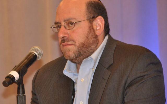 Le rabbin Steven Wernick (Crédit photo: United Synagogue/JTA)