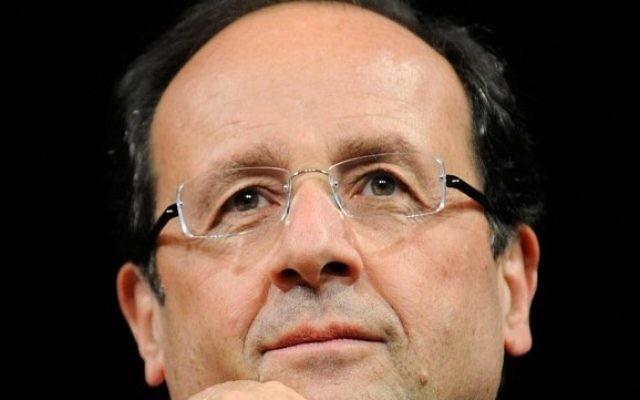 Le président François Hollande (CC-BY Jean-Marc Ayrault/Wikimedia Commons)