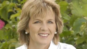 Julie Bishop, ministre australienne des Affaires étrangères (Crédit : CC BY-SA 3.0/BotMultichill, Wikimedia Commons)