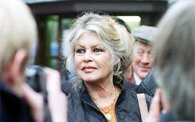 Brigitte Bardot (Crédit : cdrikb06/Wikimedia Commons/CC BY-SA 3.0)