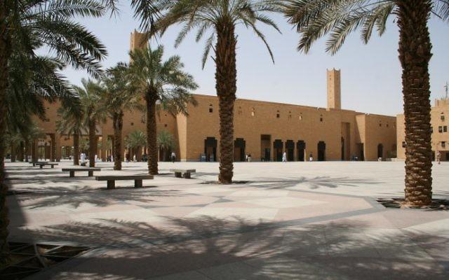 """Le Square Dira, à Ryad, Arabie saoudite. Ce square populairement connu sous le nom de """"Chop chop square"""" est l'endroit où ont lieu la plupart des décapitations. (Crédit : CC BY BroadArrow/Wikimedia Commons)"""