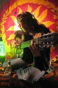"""""""Hippie"""", l'une des dernières créations de Karen Graw (Crédit : courtesy of Karen Graw)"""