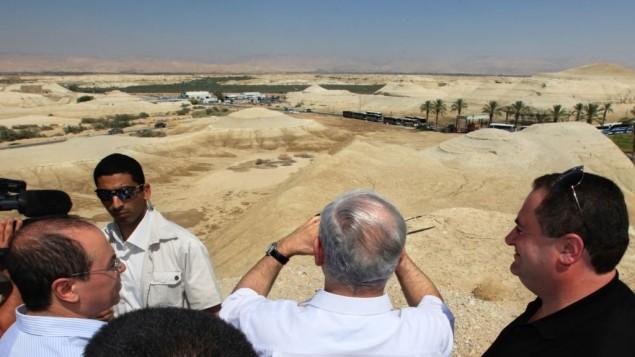 Netanyahou promet d'annexer la vallée du Jourdain, s'il est réélu — Cisjordanie