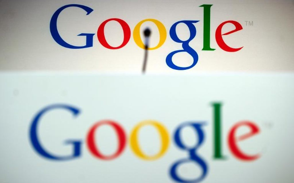 Le logo de Google (Crédit : autorisation)
