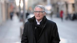 Le maire de Toulouse Pierre Cohen (Crédit : AFP/Archives Eric Cabanis)