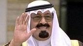 Le roi d'Arabie Saoudite, Abdallah ben Abdelaziz al-Saoud (Crédit : Wikimedia Commons)