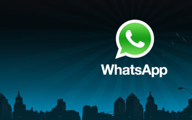 Logo Whatsapp (Crédit : abulhussain/flickr/CC.BY.SA 2.0)