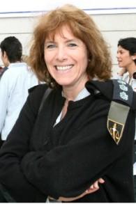 Le général de brigade Rachel Tevet-Wiesel (Crédit : Tsahal.fr)