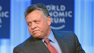 Le roi Abdullah II de Jordanie, au Forum Economique mondial en 2013 (Crédit: CC BY World Economic Forum/Wikipedia)