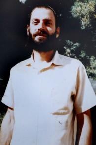 Le docteur Baruch Goldstein de la ville de Kiryat Arba (Crédit : Flash90)