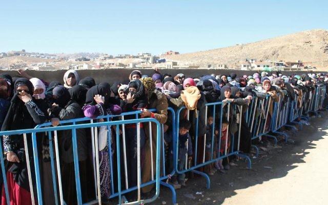 Les ambassadeurs des 15 pays membres du Conseil de sécurité de l'ONU ont tenu mardi une nouvelle réunion pour tenter de mettre au point une résolution sur la situation humanitaire en Syrie, mais Occidentaux et Russes divergent toujours sur plusieurs points. (Crédit : AFP)