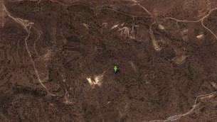 Image satellite d'un possible camp d'entraînement du Hezbollah, près de Janta (Capture d'écran : Google Maps)