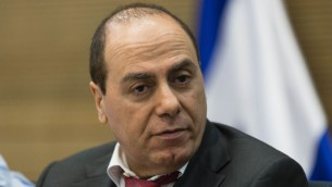 Silvan Shalom le 12 mars 2014 (Crédit photo: Flash90)