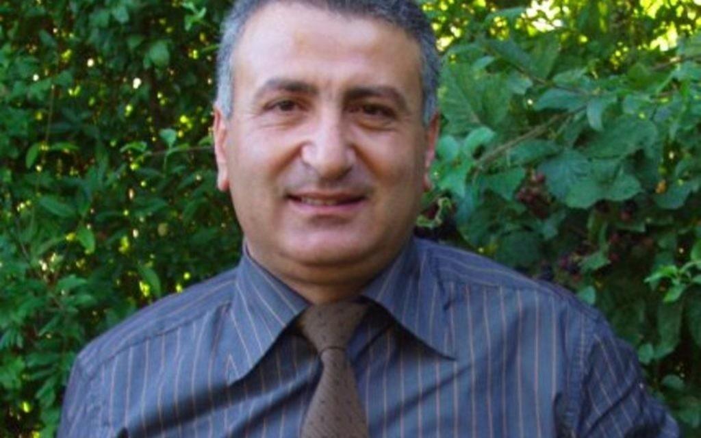Kamal al-Labwani (Crédit :  Joan Baker/Wikimedia commons)