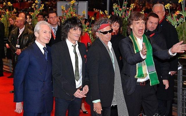 Les Rolling Stones (Crédit : Mario Escherle/Flickr/Wikimedia commons)