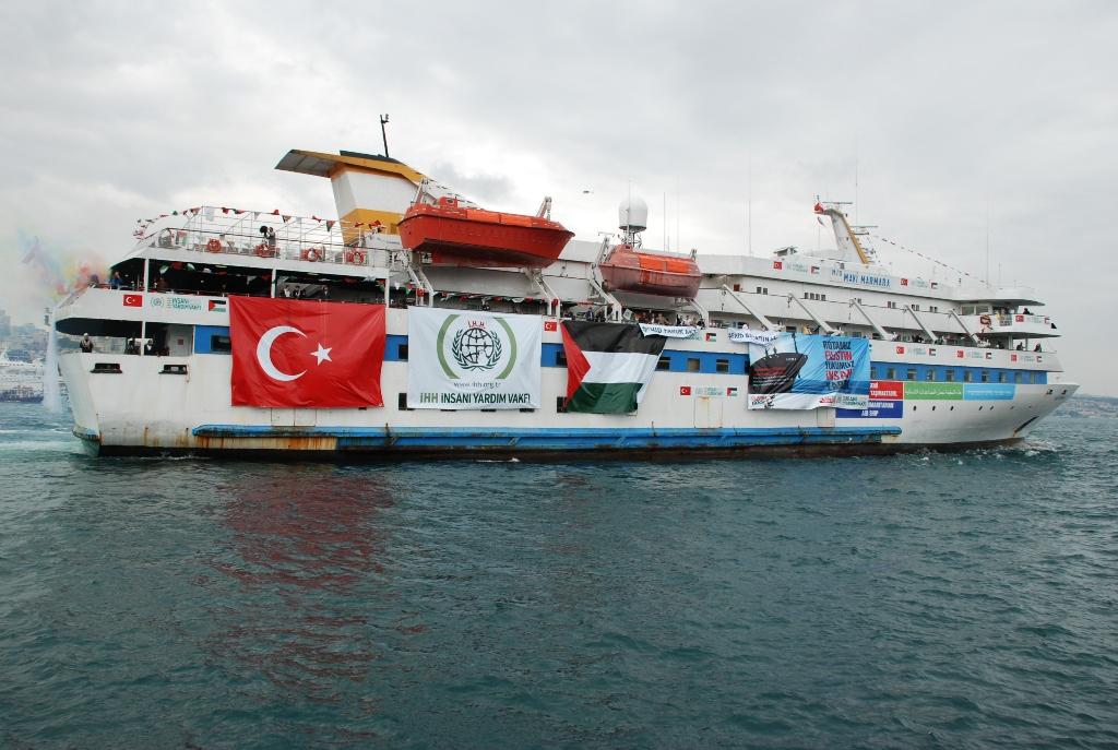 Flottille Gaza : la CPI rejette un appel contre le refus de poursuivre Israël | The Times of Israël