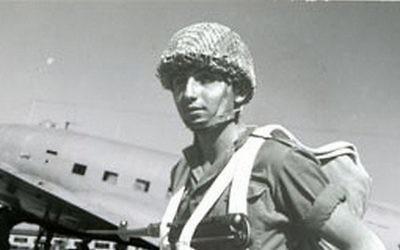 Meir Har-Zion (Crédit : Wikipedia)