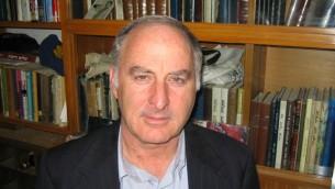 Le directeur de Almagor, Meir Indor (Crédit : autorisation de Meir Indor)