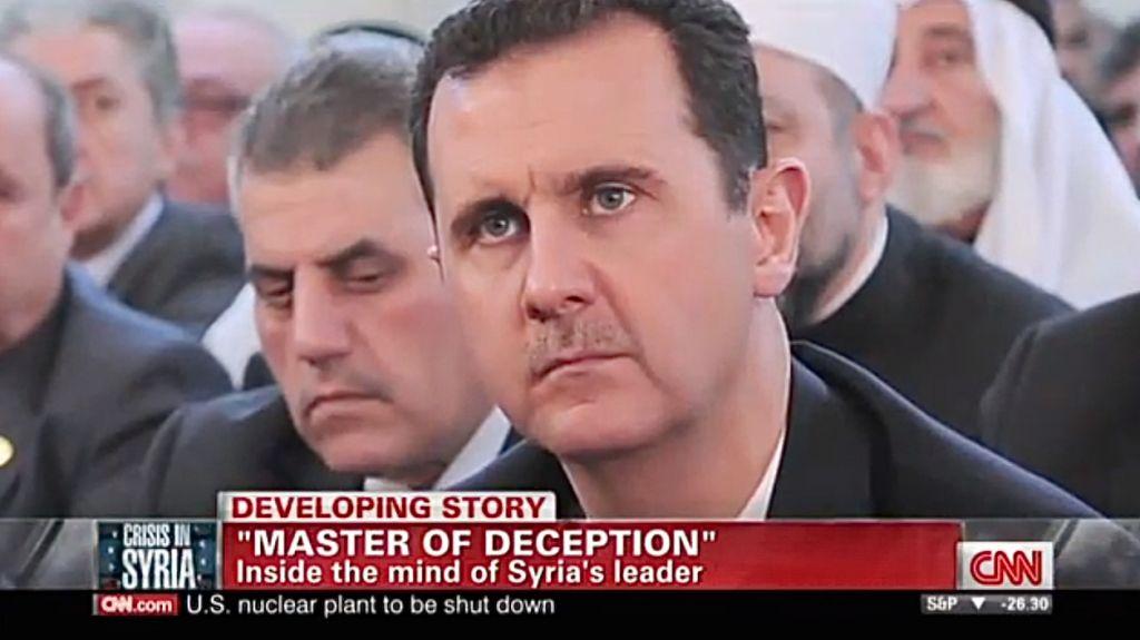 La Syrie qualifie de