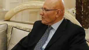 Tammam Salam (Crédit : Leoboudv/Flickr/CC.BY.SA 2.0/Wikimedia commons)