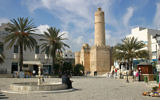Centre-ville de Sousse (Crédit : Tony Hisgett / Wikimedia Commons / CC BY 2.0)