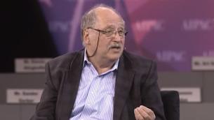 Yossi Vardi (Crédit : Capture d'écran YouTube)