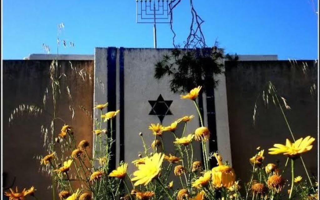 Le printemps en Israël (Crédit : Federico Kremenchuzky d'Argentine)