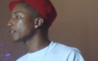 Pharell Williams (Crédit : Andrew Levine/Flickr/Wikimedia commons)
