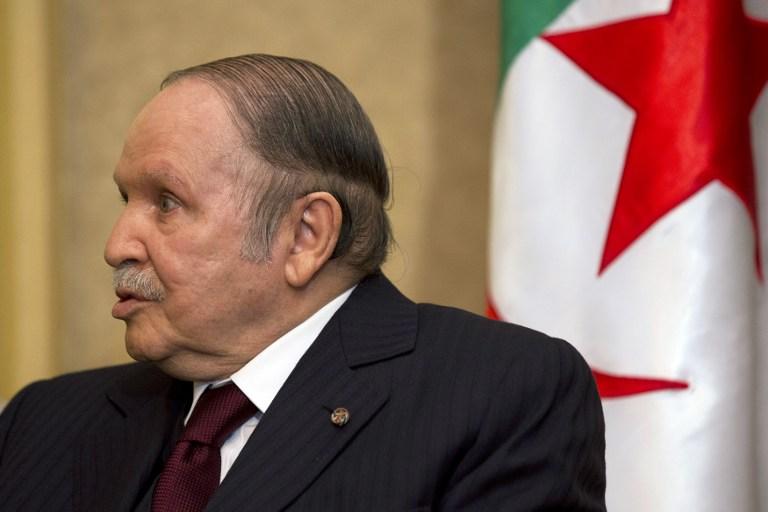Lutte contre le terrorisme : Bouteflika appelle à libérer la fatwa des